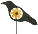 Sunflower & Crow  Whirligig Project Patterns