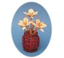 Compound Cut Daylilies & Vase Project Patterns