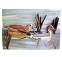 Pintail Pair Intarsia Project Pattern