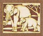 Elephants Project Pattern