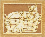 Cats Project Pattern