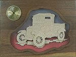 Ford Model T Runabout Project Pattern