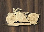 1936 Harley  - Model