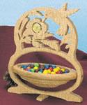 Hummingbird Basket Project Pattern