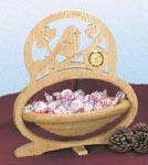 Chickadee Basket Project Pattern