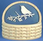 Bird Basket Design Project Pattern