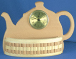 Teapot Basket Design Project Pattern