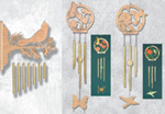 Wind Chimes Collection Project Patterns