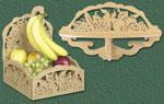 Fruit Shelf & Basket Set Project Patterns