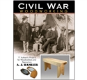 Civil War Woodworking Pattern Book