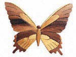 Butterfly Intarsia Project Pattern