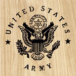 US Army Insignia Project Pattern