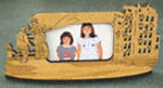 Firefighters Picture Frame Project Pattern