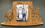 Fishing Picture Frame Project Pattern