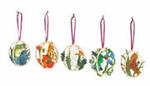 3D Globe Ornaments Set #2 Project Patterns