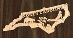 North Carolina Ornament Project Pattern