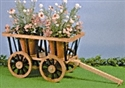 Cedar Cart Planter Woodcraft Pattern