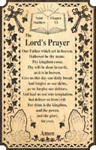 The Lords Prayer/Debtors Project Pattern