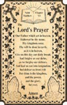 Lords Prayer/Catholic Project Pattern