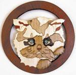 Kitty Intarsia Project Pattern