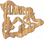 Hawaii Plaque Project Pattern