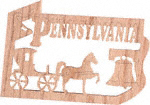 Pennsylvania Plaque Project Pattern