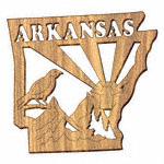 Arkansas Plaque Project Pattern