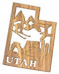 Utah Plaque Project Pattern