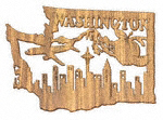 Washington Plaque Project Pattern