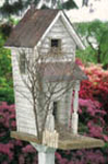 Old Country Birdhouse Woodcraft Pattern