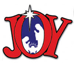 Joy Nativity Magnet
