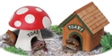 Toad Houses Woodcraft Patterns