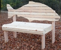 Salmon Backed Bench Woodcraft Pattern