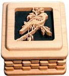 Sparrow Split Ring Box Project Pattern