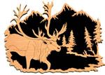 Caribou Project Pattern