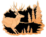 Whitetail Deer Project Pattern