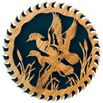 Wood Duck Circular Saw Blade Project Pattern