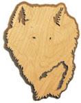 Timber Wolf - Nature's Majesty Project Pattern