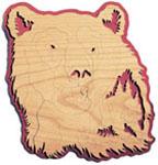 Grizzly Bear Nature's Majesty Project Pattern