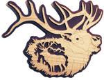 Elk - Nature's Majesty Project Pattern