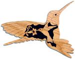 Hummingbird - Nature's Majesty Project Pattern