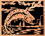 Rainbow Trout Project Pattern