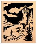Coastal Lighthouse Project Pattern
