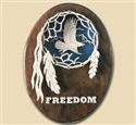 Freedom/Eagle Spirit Catcher Project Pattern