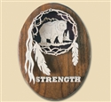 Strength/Bear Spirit Catcher Project Pattern