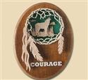 Courage/Wolf Spirit Catcher Project Pattern