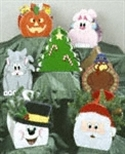 Holiday Basket Collection Woodcraft Patterns
