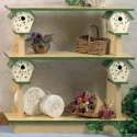 Birdhouse Shelf Wood Plans