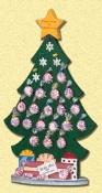 Christmas Tree Date Tracker  Pattern
