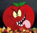 Angry Tomato Woodcraft Pattern